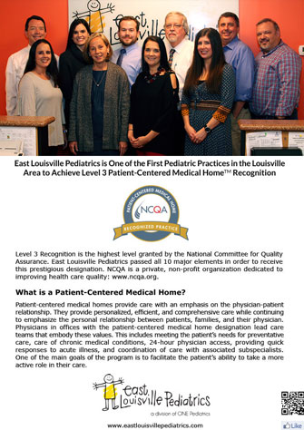ELP Achieves Level 3 Patient-Centered Medical Home™ Recognition